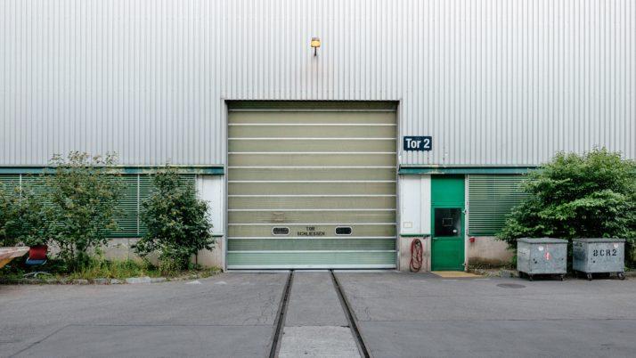 Dépannage rapide à lyon pour porte de garage bloqué